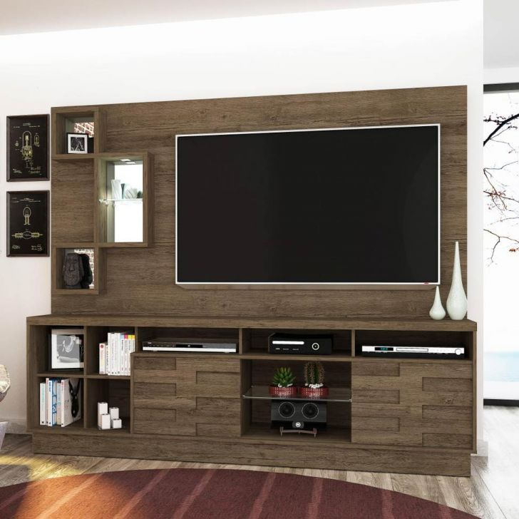 Estante para Home Theater Heitor Rijo 220 cm