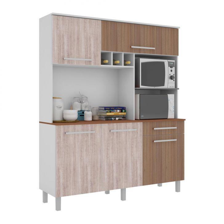 Cozinha Compacta Classic 5 PT 1 GV Elmo e Montana