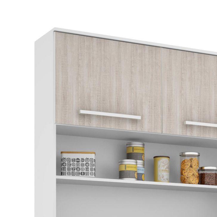 Foto 9 - Cozinha compacta Suprema 6 PT 2 GV Branco e Elmo