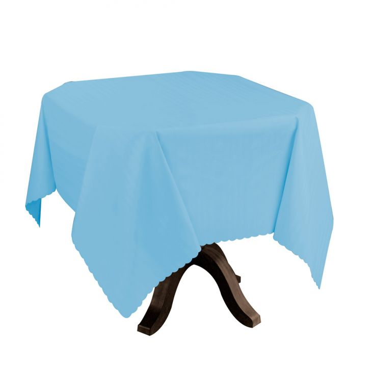 Toalha de Mesa Impermeável Azul 0,70x0,70