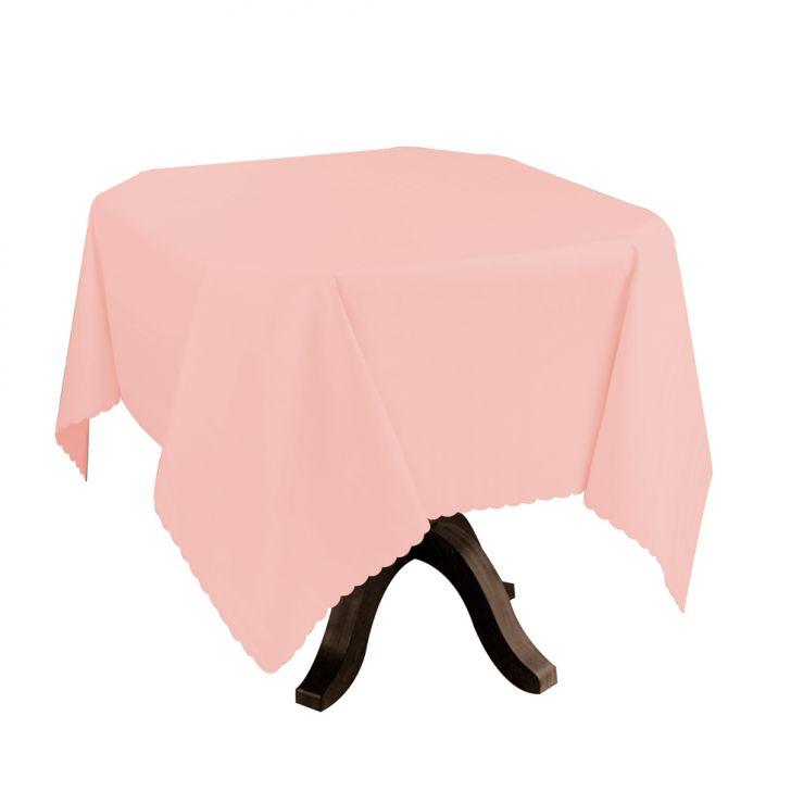 Toalha de Mesa Impermeável Rosa 0,70x0,70
