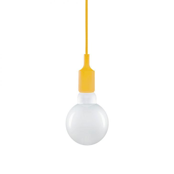 Pendente Uno Amarelo