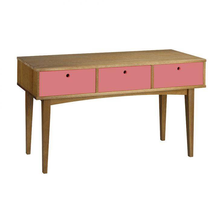 Aparador Vintage Nogal e Pink