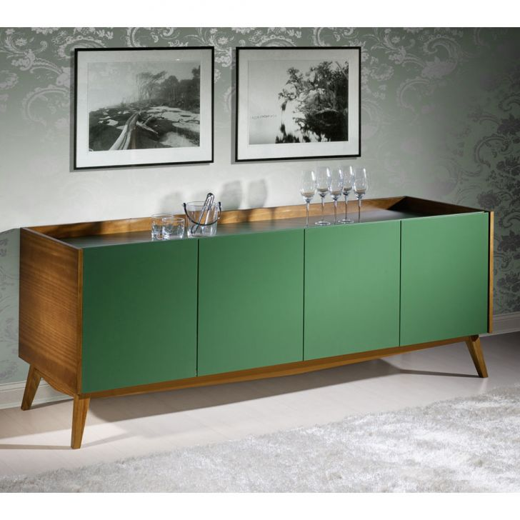 Buffet Novita 323-0527 Verde Musgo