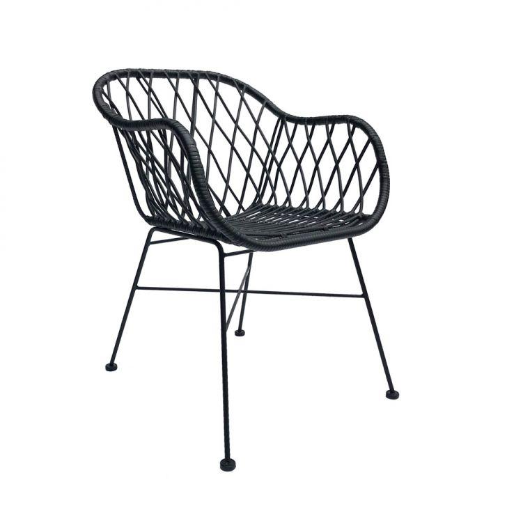 Cadeira Camaçari Preta