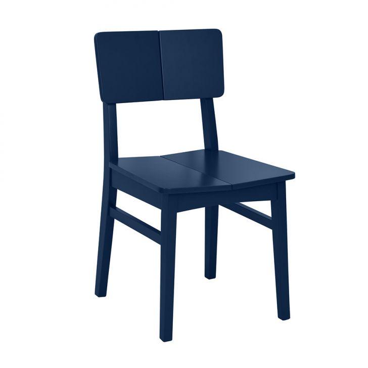 Cadeira Duo Azul Marinho