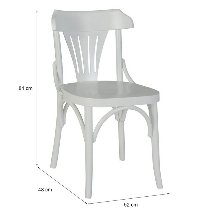 Cadeira Opzione Branca