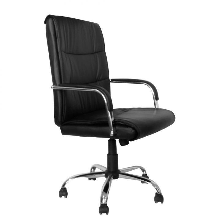 Cadeira de Escritório Diretor Espinosa Preta