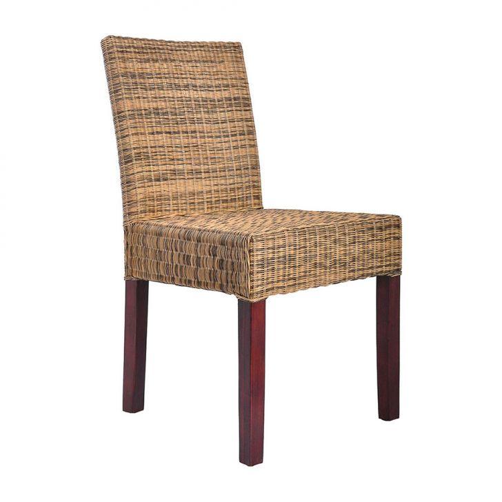 Cadeira de Jantar Malang Rattan mesclado
