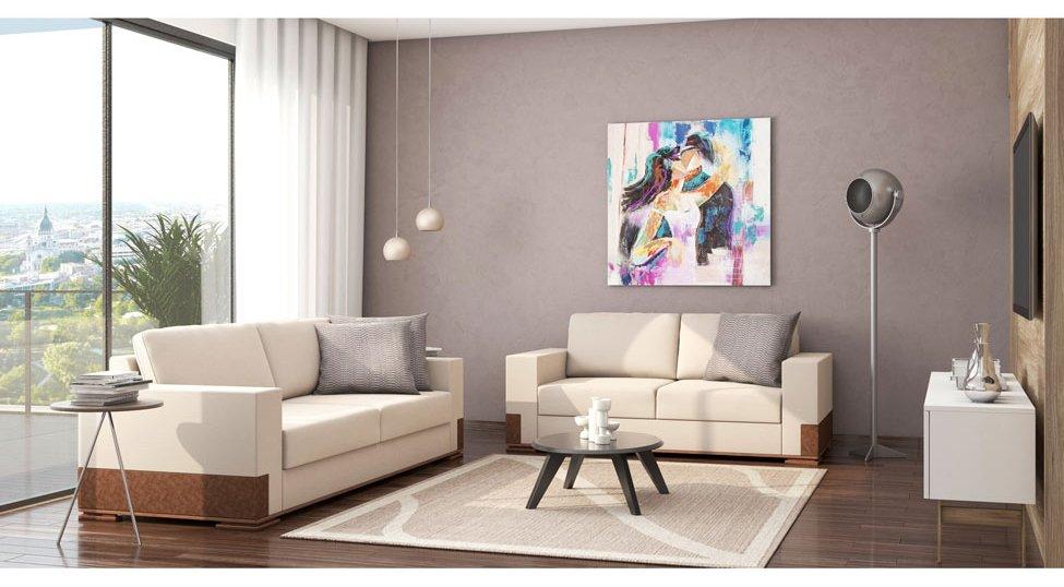 Conjunto sala de estar acqua reims for Sala 2 conjunto de artes escenicas