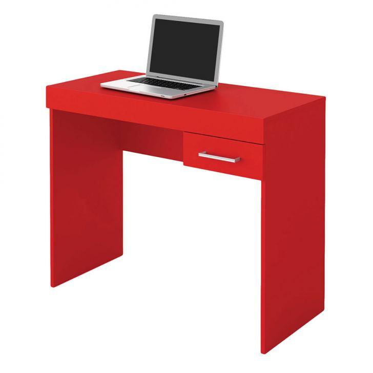 Escrivaninha Cooler Vermelha