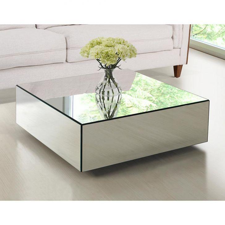Mesa de centro george espelho lapidado 60x60 - Merkamueble mesas de centro ...
