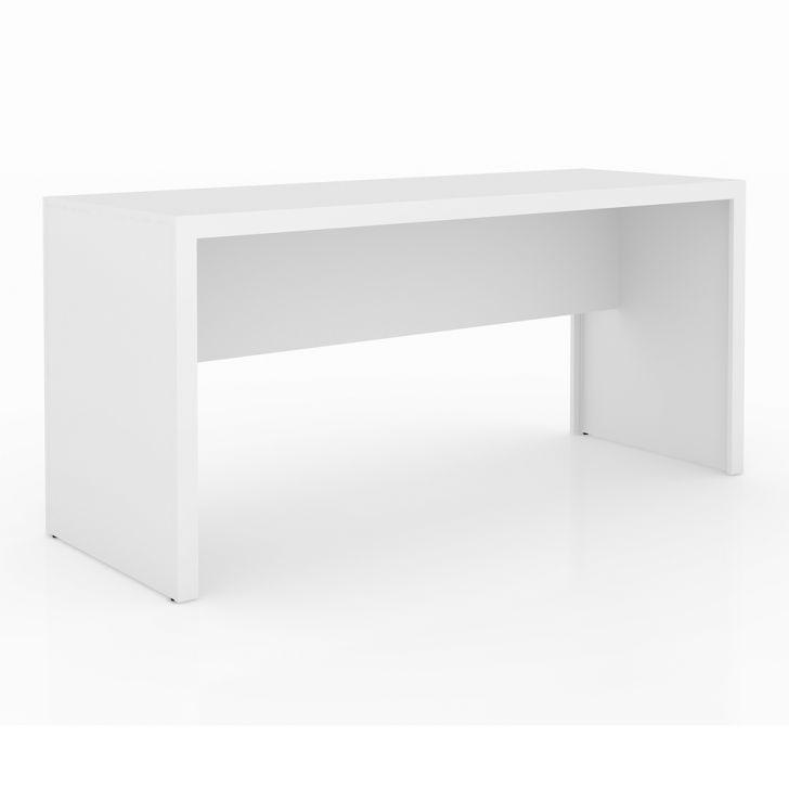 Mesa de escrit rio branca Mesas de escritorio