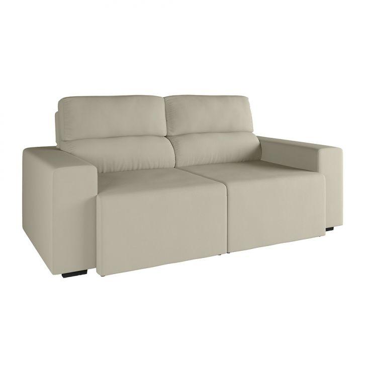 Sof 3 lugares retr til e reclin vel eureka suede fendi for Sofa 7 lugares retratil e reclinavel firenze