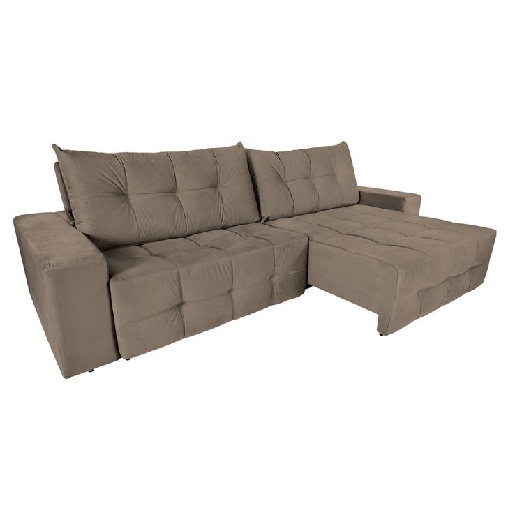 sof 4 lugares retr til e reclin vel floren a plus veludo On sofa 7 lugares retratil e reclinavel firenze