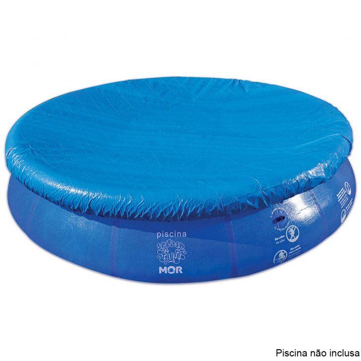 Capa para piscina splash fun 6700 7800 litros 1417 mor for Piscina 6500 litros