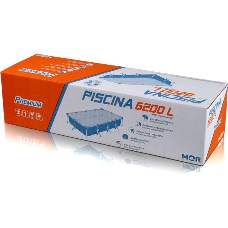Piscina Premium 6200 L