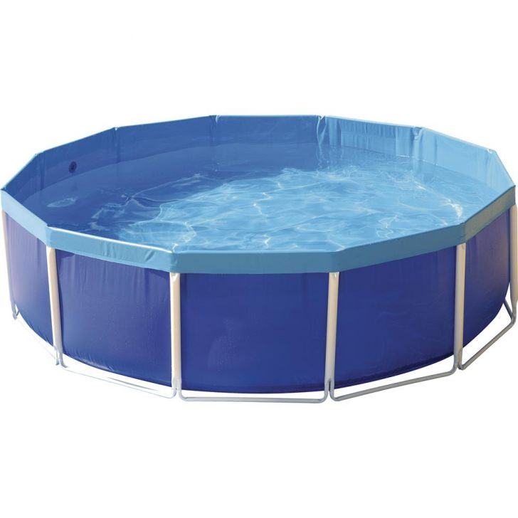 Piscina redonda mor 1008 azul for Piscina infantil 2 mil litros