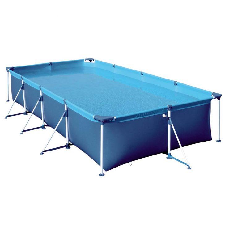 piscina retangular mor premium 1024 5000 l