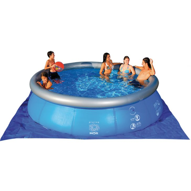 Piscina splash fun 12000 l for Piscina 90cm altura