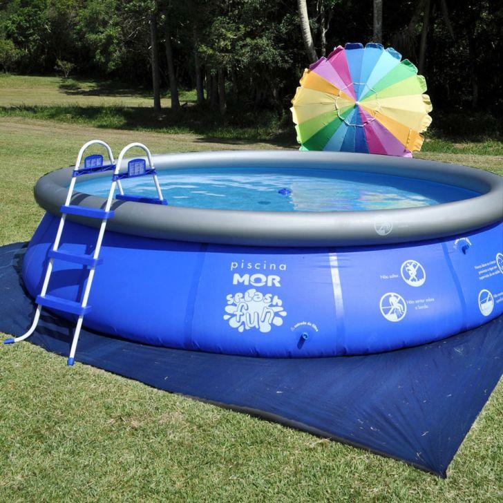 Piscina splash fun 6700 l for Piscina de 6000 litros