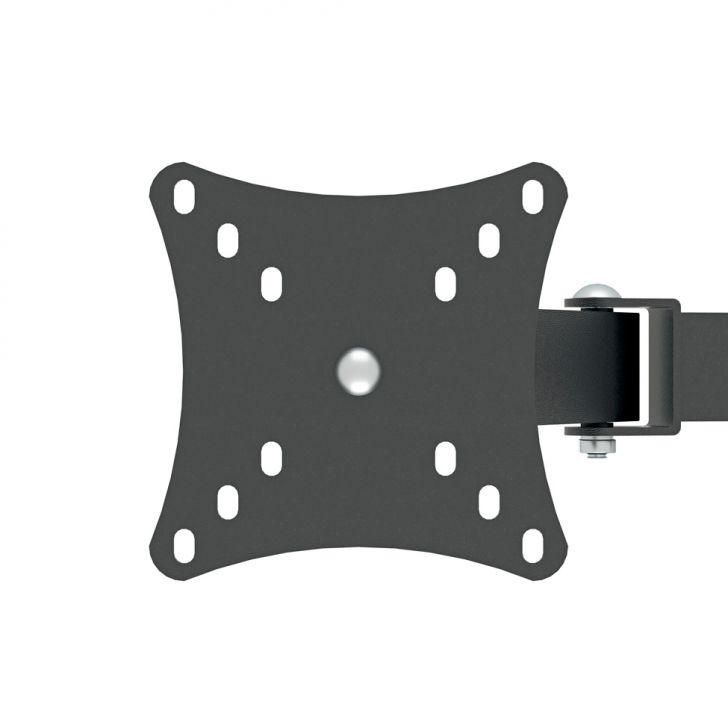 Foto 3 - Suporte Tri-Articulado de Mesa para 2 Monitor LED ou LCD até 24 Polegadas Preto