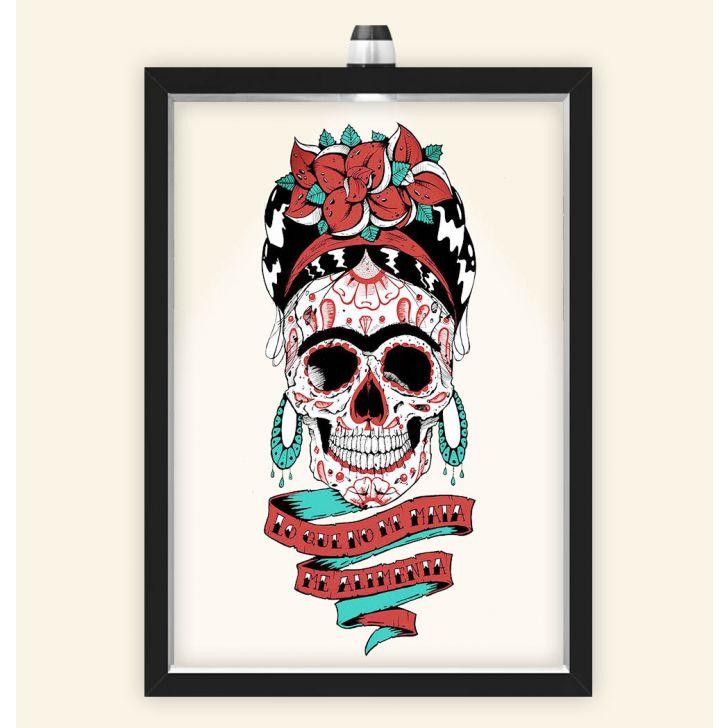 The Best Caveiras Mexicanas Para Imprimir
