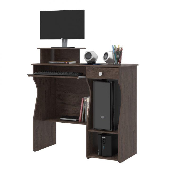 Mesa para Computador Marina Imbuia