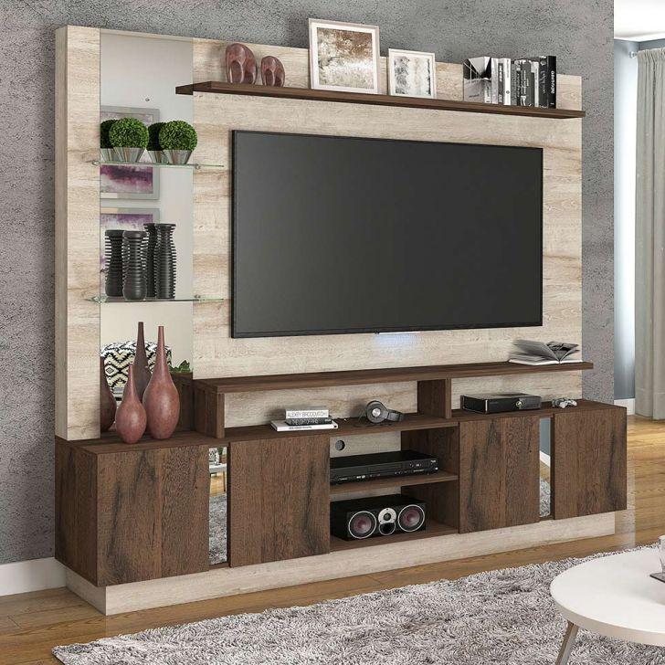 Estante Para Home Theater E TV 60 Polegadas Munique