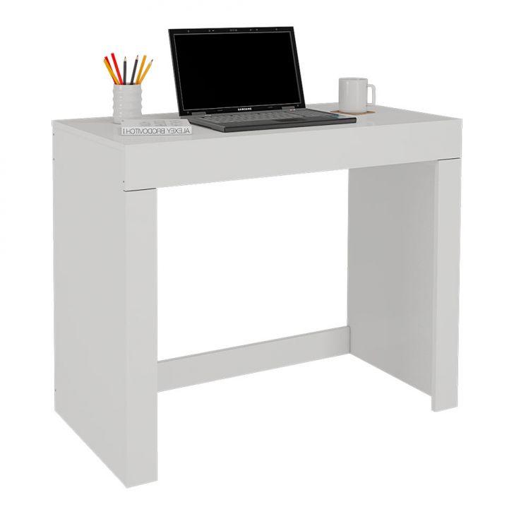 Mesa para Notebook Cleo Branco