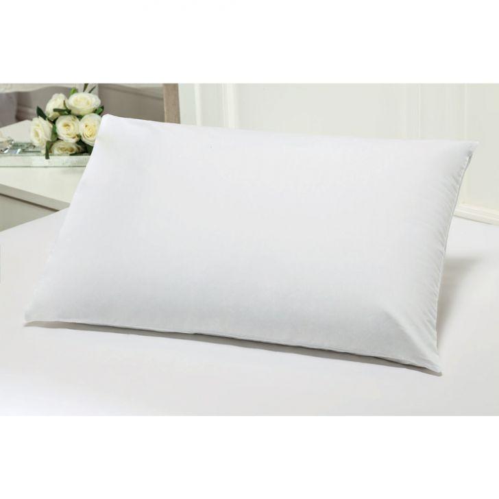 Fronha  Soft Touch 300 Fios Branco 50X150 cm