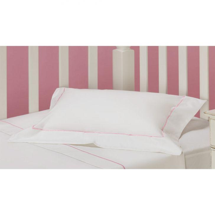 Fronha Baby Premium Love Percal 233 Fios  30X40 cm