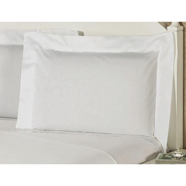 Fronha Premium  Clear Percal 180 Fios  50X70 cm