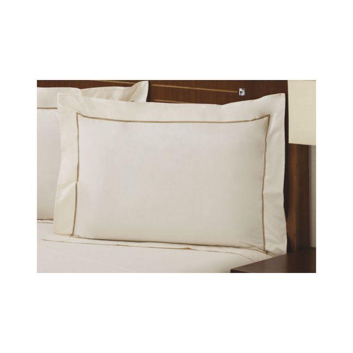 Fronha Premium  Palace Percal 233 Fios  50X70 cm