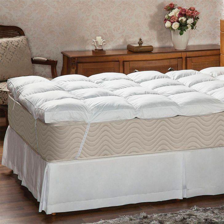 Pillow Top Solteiro Victor Branco