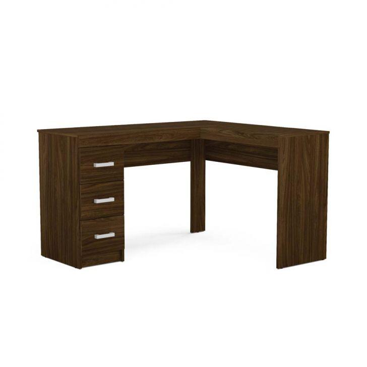 Mesa de escrit rio em l f nix 3gv imbuia - Mesa escritorio l ...