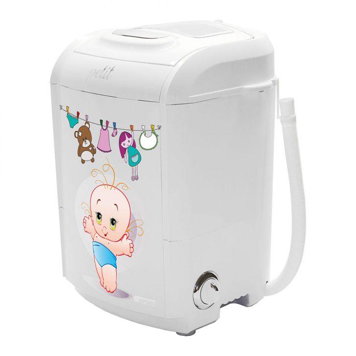 Maquina Lavar Petit Bebe Branco