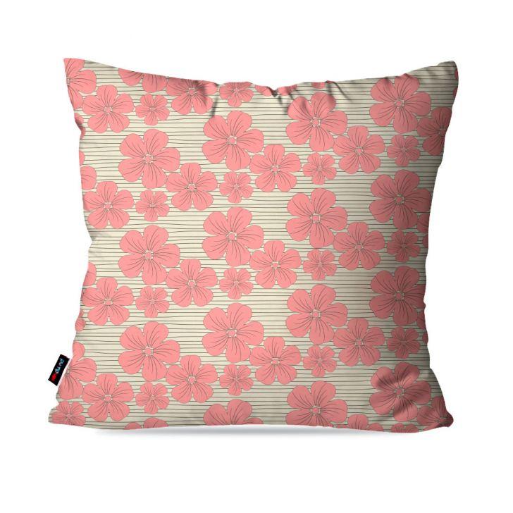 kit 4 capas para almofadas 45cm x 45cm colorido. Black Bedroom Furniture Sets. Home Design Ideas