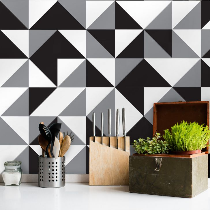Adesivo de azulejo 15x15 para cozinha new york 36un for Azulejo 15x15