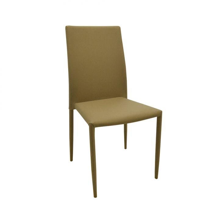 Cadeira Amanda Bege