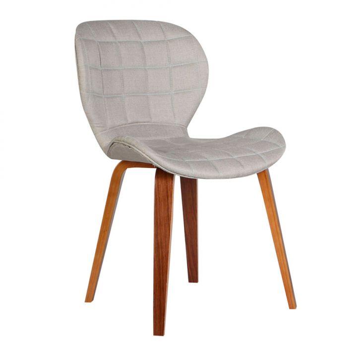 Cadeira Lucia Bege