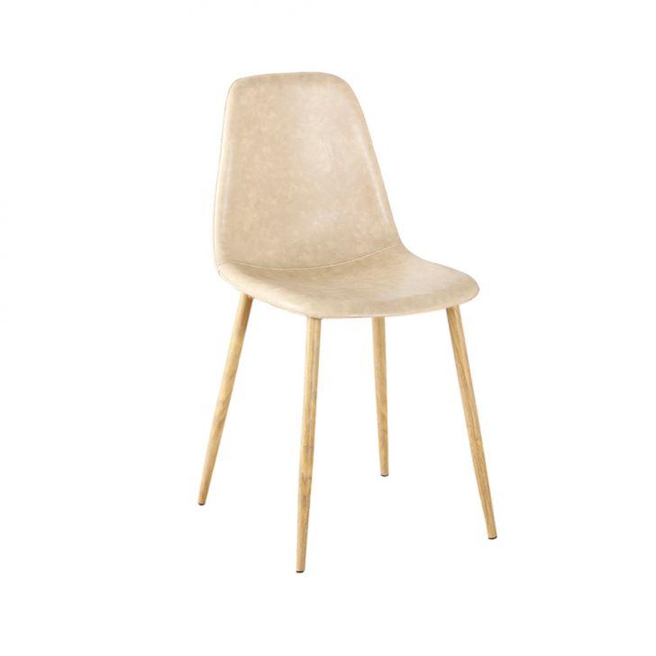 Cadeira Tania Bege