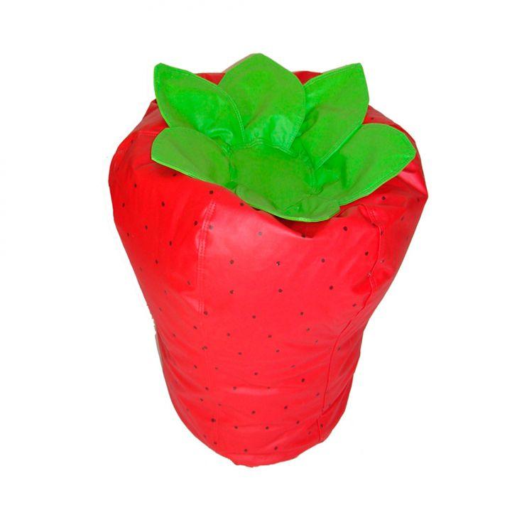 Puff Frutinha Vermelho