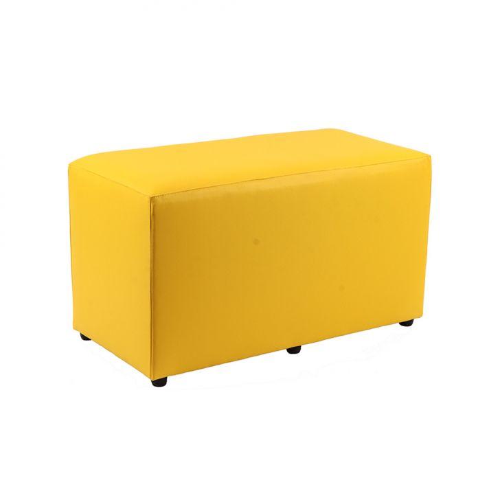 Puff Nobre Amarelo