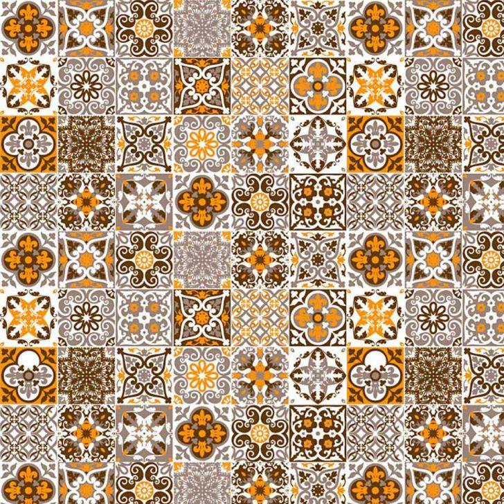 Armario Jose ~ Adesivo De Parede Azulejos Berlim 122X91 Branco Stixx