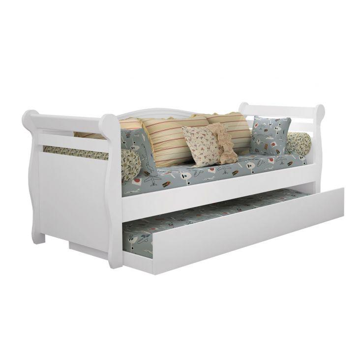 Bicama baba estilo sofa com cama auxiliar tcil - Sofa cama estilo nordico ...