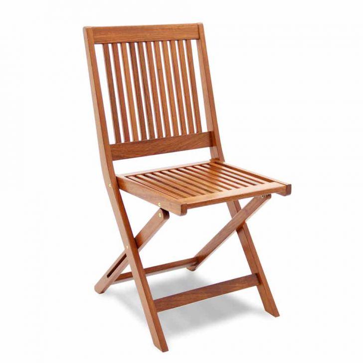 Cadeira Fitt Dobrável Natural
