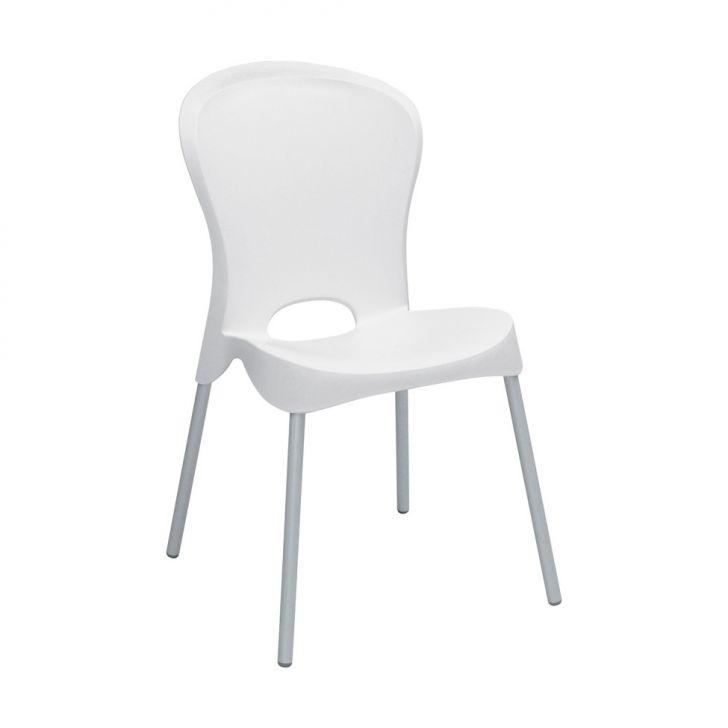 Cadeira Jolie Branca