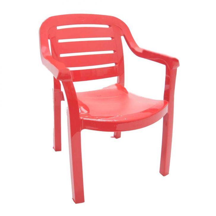 Cadeira Miami Vermelha
