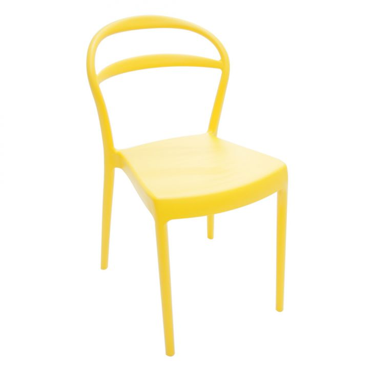 Cadeira Sissi I Amarelo